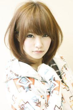 Midi diamond / diamond Midi | Hair Styles | [beauty salon in Ginza] AFLOAT JAPAN / Float [Japan Chuo-ku, Tokyo]