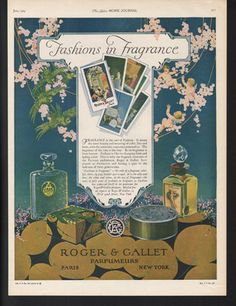 Perfume ad Perfume Ad, Antique Perfume Bottles, Vintage Love, Retro Vintage, Old Commercials, New Paris, Vintage Labels, Graphic Design Art, Cherub