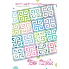 Amazon.com: Me And My Sister Designs Patterns-Pin Curls: Everything Else