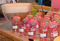 Mad Science Party - includes recipes and supply sources. Adventures of Brad & Kendra: A Mad Scientist Birthday Party