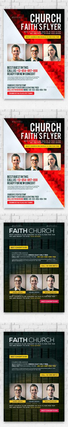 Worship Concert Poster Templates Print templates, Template and - benefit flyer templates