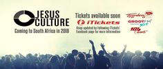 Jesus Culture Tickets in South Africa, | iTickets