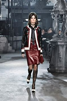 Catwalk photos and all the looks from Chanel - Pre Autumn/Winter 2016-17 Ready-To-Wear New York Fashion Week