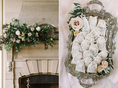 Beth + Alex :: Rhiannon Bosse Wedding Ceremony Booklet, Welcome Gifts, Reception Table, My Favorite Image, Fourth Of July, Vows, Floral Wreath, Wedding Decorations, Wedding Day