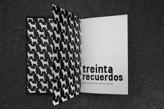 """En Librel Estudio hacemos libros para recordar a personas, lugares, momentos o trabajos especiales. """"treinta recuerdos"""" es un libro donde se recopilan los recuerdos de amigos y familiares de Emmanuel Vargas antes de cumplir treinta años."""