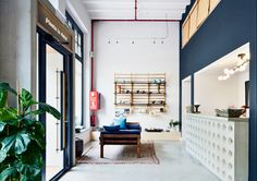New Top Boutique Hotels in Barcelona by Architectural Digest Barcelona Hotels, Barcelona Spain, Architectural Digest, Best Interior, Interior And Exterior, Mid Century Modern Lighting, Das Hotel, Hotel Interiors, Luxury Accommodation