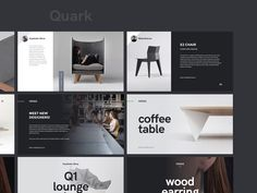 Quark by GoaShape - Dribbble