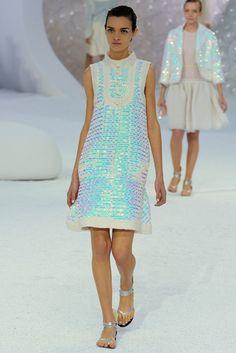 Chanel Primavera/Verano 2012