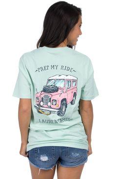 Prep My Ride - Short Sleeve