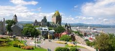 Hotels in Quebec City #hotelsnstuff