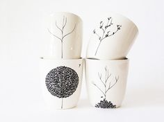 Tree Cup by baileydoesntbark on Etsy, $18.00