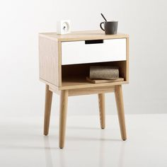 I need a new bedside table, something like this would be nice