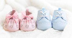 Zapatos de niña y niño