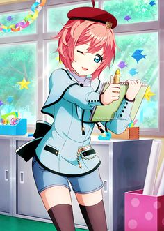 Doki Doki Literature Club! Sayori >> PROTECT THIS SWEET CINNAMON ROLL AT ALL COSTS