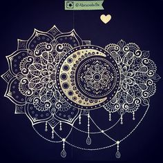 "Hijo de la luna 🌛_ ✨""Lune tu veux être mère, tu ne trouve pas l'amour qui exauce ta prière.... "" Mecano _ #mandala #zentangle #doodles #zen #bujo #bulletjournal #love #loveyourself #amour #hijodelaluna #luna #lune #argent #silver #blackandwhite #peacefull"