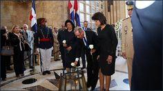 Presidente Danilo Medina encabeza actos conmemorativos de la Gesta de Abril de 1965