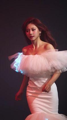 #Tzuyu #twice #쯔위 #트와이스 #Cute #Sexy #hot #comeback Twice Sana, Tzuyu Twice, Nayeon, Girl Group, Ballet Skirt, Kpop, Sexy, Cute, Pink