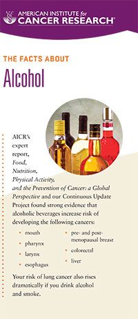 Facts about Alcohol Cvr
