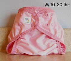 I just listed Baby Pink Diaper Cover with Leg Gussets PUL  on The CraftStar @TheCraftStar #Diaper #DiaperCover