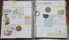 This week's planner pages Planner Pages, Weekly Planner, Fancy Pants, Unity, Planners, Notes, Projects, Log Projects, Report Cards