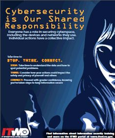 10 Best Cybersecurity Poster Examples Images Cyber Cyber