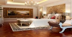 expensive bedroom - Google Search