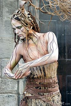 Scotland-Artist portrait at the Edinburgh Festival 2007
