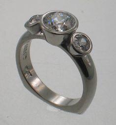 Ruler Bracelets, Level Earrings, Compass Necklaces, Rings