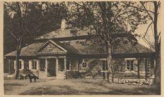 Dworek w Mereczowszczyźnie, miejsce urodzenia Tadeusza Kościuszki; Biblioteka Narodow