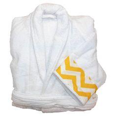 Chevron robe. ..