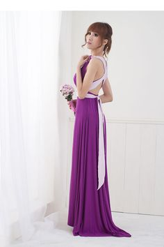 Great for bridesmaids and can be worn several different ways!