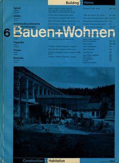 Bauen+Wohnen: Volume 02, Issue 06