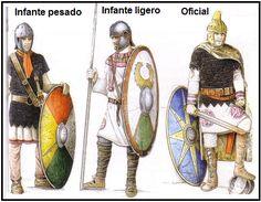 Resultado de imagen de el-ejercito-de-bizancio-en-el-siglo-vi/