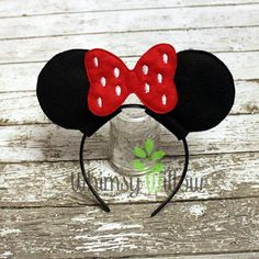 ITH headband ears, are easy and fast to stitch out! Great for dress up or costumes! Included is 3 sizes to fit 1/4 (.25) inch headbands, 3/8