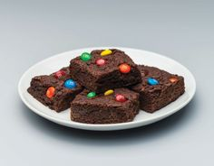 Ms. Green's Ultimate M&M'S Peanut Butter Brownies Recipe - Try this delicious recipe for brownies with Peanut Butter M&M'S.