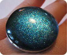 DIY Nail Polish Jewelry | Neon Rattail