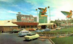 Thunderbird Hotel, Las Vegas, Nevada, 1950s