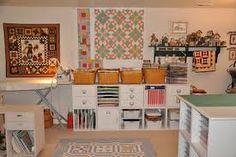 sewing room design