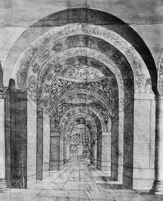 Amazing drawings Hagia Sophia in Ottoman times - the mosaics were uncovered Hagia Sophia, Amazing Drawings, Architectural Drawings, Byzantine, World History, Barcelona Cathedral, Tarot, Istanbul, Ottoman