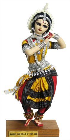 Madhuri Guin - Doll Maker and Entreprenuer