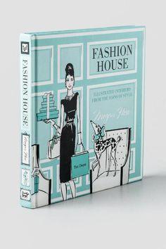Fashion House by Megan Hess--a mini version at Francesca's!