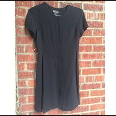 """100% silk Banana Republic sheer black dress Sz 2 • Brand: Banana Republic • Type: Sheer Button down dress • Size: 2 • Fabric: 100% Silk • Condition: Excellent Used Condition! • Color: sheer black • Measurements: Bust – 16.5"""" across the front, lying flat. Waist - 15"""" Length - 34"""" from shoulder to hem. ⬆ ️Measurements & info ⬆️ ✅ YES - Offers, bundles, questions ✅  NO - Trades, holds, PP  ⭐️ All items are authentic ⭐️ Banana Republic Dresses"""