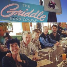Enjoyed some good cookin' when we stopped by The Griddle in Winnemucca last month! #throwback #winnemucca #thegriddlecafe