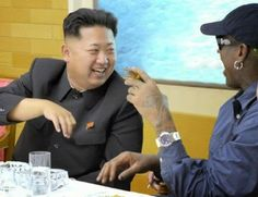 Debunking Christianity: A Brief Thought: Dennis Rodman, Kim Jong-un, and Yahweh - by J. M. Green     click to read.