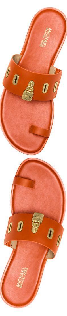 MICHAEL Michael Kors Antoinette Thong Sandals