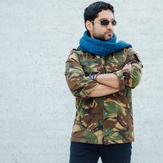 Look Militar. Más información en www.barrasycorbatas.com
