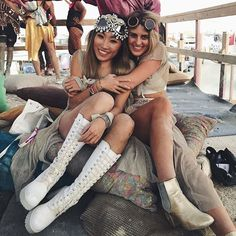Day one in the desert Burning Man 2017, Raver Girl, Black Rock, Photo And Video, Instagram