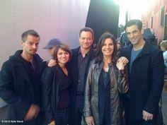 CSI:NY cast