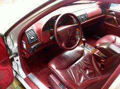 Mercedes-Benz W140 300SE 15-08-1991