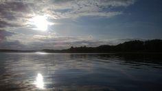 Lohja lake. Photo by Petra